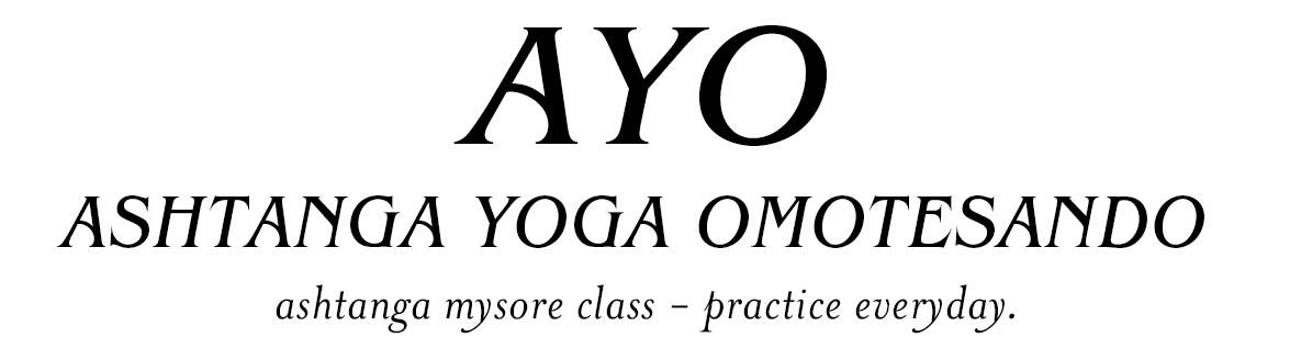 ashtanaga yoga omotesando | AYO